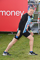 Rob Deaney<br /> at the start of the 2016 London Marathon, Blackheath, Greenwich London<br /> <br /> <br /> ©Ash Knotek  D3108 24/04/2016