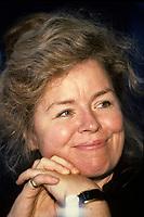 Aug 27 1999 file photo - Patricia Rozema at Montreal  World Film Festival