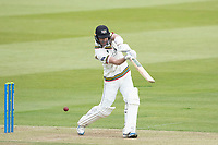 Ian Cockbain, Gloucestershire CCC drives to cover point boundary for four during Middlesex CCC vs Gloucestershire CCC, LV Insurance County Championship Group 2 Cricket at Lord's Cricket Ground on 7th May 2021
