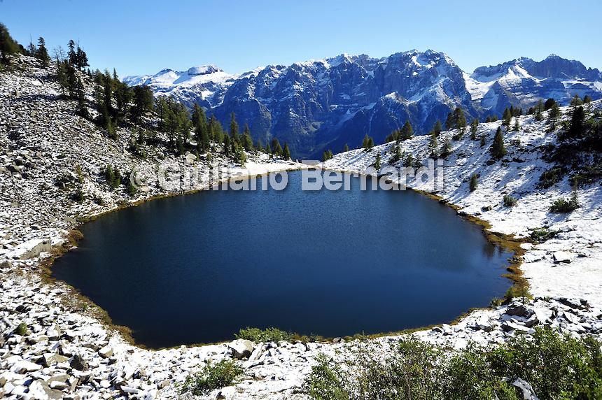 Dolomiti di brenta - Lago Alto - Parco Naturale Adamello Brenta