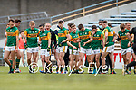 The Kerry team during the Allianz Football League Division 1 South between Kerry and Dublin at Semple Stadium, Thurles on Sunday.
