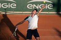 tParis, France, 30-05-2021, Tennis, French Open, Roland Garros, First round match:  Botic van de Zandschulp (NED)<br /> Photo: tennisimages.com