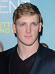 Logan Paul attends That Awkward Moment Premiere held at The Premiere House at Regal Cinemas L.A. Live in Los Angeles, California on January 27,2014                                                                               © 2014 Hollywood Press Agency