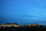 A view of the track during a morning workout at Churchill Downs in Louisville, Kentucky on May 5, 2006...