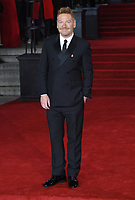 "Kenneth Brannagh<br /> at the ""Murder on the Orient Express"" premiere held at the Royal Albert Hall, London<br /> <br /> <br /> ©Ash Knotek  D3344  03/11/2017"