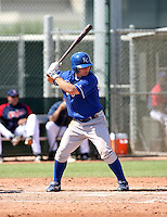 Johnny Giavotella / Kansas City Royals 2008 Instructional League..Photo by:  Bill Mitchell/Four Seam Images