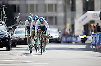 Team Orica-GreenEDGE<br /> <br /> Elite Men's Team Time Trial<br /> UCI Road World Championships Richmond 2015 / USA