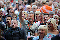 Pictured: Lee Trundle Saturday 18 June 2016<br /> Re: Lionel Richie, All The Hits concert at the Liberty Stadium, Swansea, Wales, UK