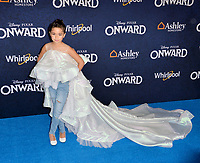 "LOS ANGELES, CA: 18, 2020: Lili Garcia at the world premiere of ""Onward"" at the El Capitan Theatre.<br /> Picture: Paul Smith/Featureflash"