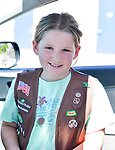 Benicia Girl Scouts Bridging Ceremony 2020