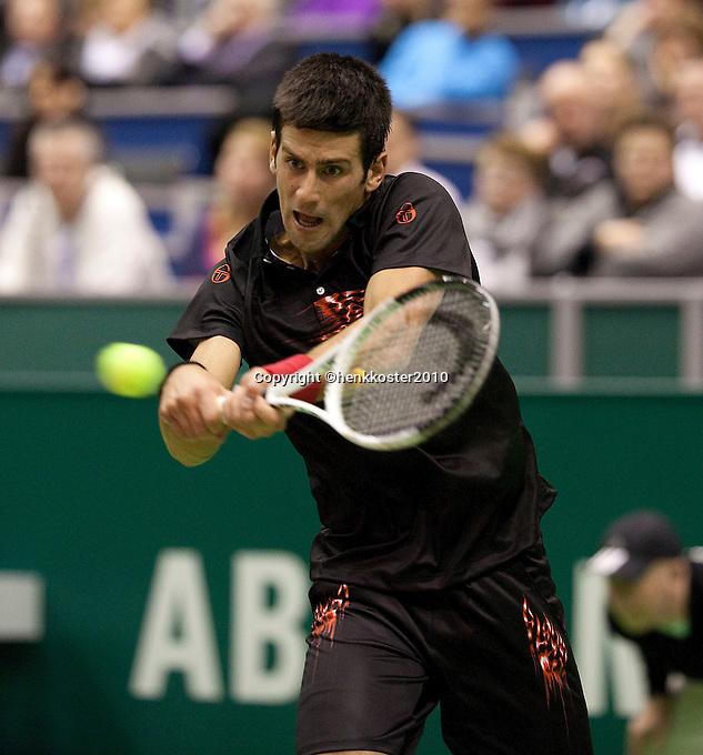 13-2-10, Rotterdam, Tennis, ABNAMROWTT,.Novak Djokovic