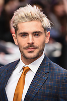 """Zac Efron<br /> arriving for the """"Extremely Wicked, Shockingly Evil And Vile"""" premiere at the Curzon Mayfair, London<br /> <br /> ©Ash Knotek  D3495  23/04/2019"""