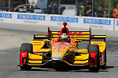 Verizon IndyCar Series<br /> Honda Indy Toronto<br /> Toronto, ON CAN<br /> Friday 14 July 2017<br /> Ryan Hunter-Reay, Andretti Autosport Honda<br /> World Copyright: Phillip Abbott<br /> LAT Images<br /> ref: Digital Image abbott_toronto_0717_1407