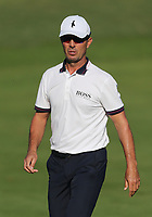 17th October 2020; Richmond, Virginia, USA; Mike Weir walking off the 18th green during the Dominion Energy Charity Classic on October 17, 2020, at The Country Club of Virginia James River Course in Richmond