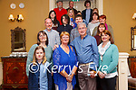 50th Wedding Annivesary : Con & Cyedonia Rice, Asdee celebrating their 50th wedding anniversay with family & friends at the Listowel Arms Hotel on Sunday afternoon last.