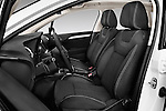 Front seat view of 2016 Citroen C4 Feel 5 Door Hatchback Front Seat  car photos
