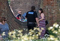 Covid-19 lockdown in Surrey -  25.05.2020