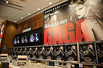 """Lady Gaga's new album, May 23rd, 2011: Antonio Inoki attends release event for Lady Gaga's new album """"Born This Way"""" which took place at Tsutaya in Shibuya, Tokyo, Japan.  Inoki has been appointed as a """"security guard"""" as the album has been protected under tight security until its release."""