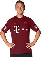 29th August 2021; Munich, Germany; FC Bayern Munich official team portraits for season 2021-22:  Coach Julian Nagelsmann