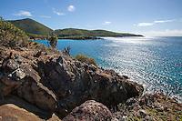 Little Lameshur and Lameshur Bays<br /> Virgin Islands National Park<br /> St. John<br /> U.S. Virgin Islands