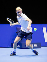 Rotterdam, Netherlands, December 17, 2016, Topsportcentrum, Lotto NK Tennis,  Botic van de Zandschulp (NED) <br /> Photo: Tennisimages/Henk Koster