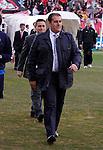 Madrid (03/03/2012).-Campo de Futbol de Vallecas..Liga BBVA..Rayo Vallecano-Real Racing Club..Jose Ramon Sandoval...©Alex Cid-Fuentes.......