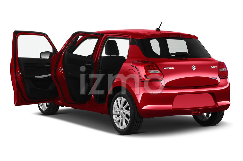 Car images of 2021 Suzuki Swift GL-Plus-Hybrid 5 Door Hatchback Doors