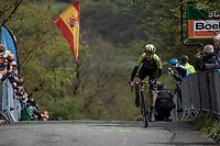 Annemiek Van Vleuten (NED/Mitchelton Scott) wins the 3th Liège-Bastogne-Liège-Femmes 2019 (1.WWT)<br /> 1 Day Race: Bastogne – Liège 138,5km<br /> <br /> ©kramon