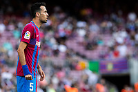 26th September 2021; Nou Camp, Barcelona, Spain: La Liga football, FC Barcelona versus Levante: Sergio Busquets Barcelona