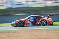 #99 PROTON RACING (DEU) PORSCHE 911 RSR – 19 LMGTE AM - HARRY TINKCNELL (GBR) /VUTTHIKORN INTHRAPHUVASAK (THA)/ FLORIAN LATTORE (FRA)