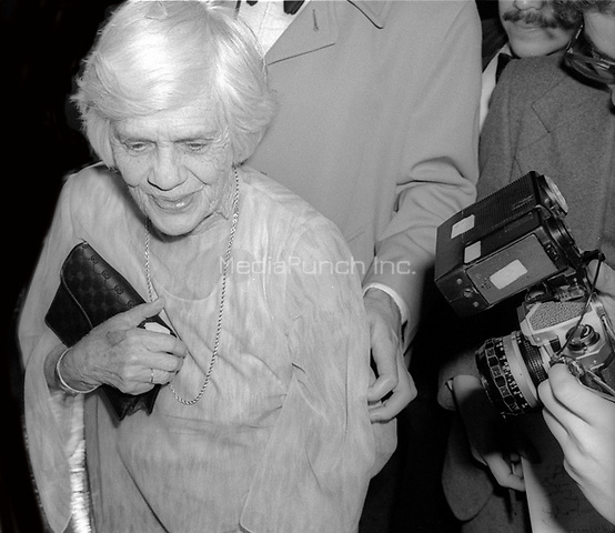 Lillian Carter at Studio 54 1977<br /> Photo By Adam Scull/PHOTOlink/MediaPunch