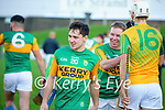 Maurice O'Connor, Kerry after the Joe McDonagh hurling cup fourth round match between Kerry and Carlow at Austin Stack Park on Saturday.