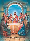Alfredo, EASTER RELIGIOUS, OSTERN RELIGIÖS, PASCUA RELIGIOSA, paintings+++++,BRTOCH24187,#er#, EVERYDAY