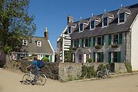 Royaume-Uni, îles Anglo-Normandes, île de Sark (Sercq) : A la Collinette // United Kingdom, Channel Islands, Sark Island (Sercq)