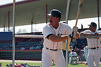 Boston Red Sox Wade Boggs during spring training circa 1991 at Chain of Lakes Park in Winter Haven, Florida.  (MJA/Four Seam Images)