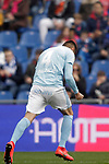 Celta de Vigo's Nestor Araujo celebrates goal  during La Liga match. February 09,2019. (ALTERPHOTOS/Alconada)