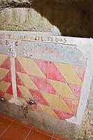 concrete vats bodegas frutos villar , cigales spain castile and leon