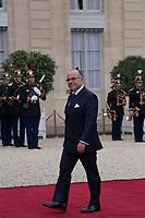Paris (75)- Palais de l'Elysee- Ceremonie d installation de M. Emmanuel MACRON, PrÈsident de la RÈpublique, le dimanche 14 mai , Bernard Cazeneuve