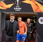 26.02.2020 SC Braga v Rangers: Steven Gerrard