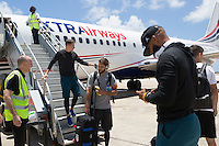 St. Vincent and the Grenadines - August 31, 2016: The U.S. Men's National team travel to St. Vincent and the Grenadines a head of its World Cup Qualifying (WCQ) match.