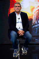 Salvatore Buzzi, condemned for the Mafia Capitale affair, appears as a guest on the tv show 'Non e' l'arena'. <br /> Rome (Italy), October 11th 2020<br /> Photo Samantha Zucchi Insidefoto