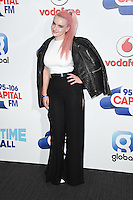 Grace Chatto, Clean Bandit<br /> at the Capital Radio Summertime Ball 2016, Wembley Arena, London.<br /> <br /> <br /> ©Ash Knotek  D3132  11/06/2016