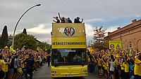 2021.05.27 Celebracion Villarreal CF , Campeon UEFA Europa League