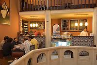 Türkei, Café Istanbul in Eminönü in Istanbul, ehemaliges Tahtakale Hamam