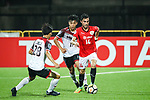 Hang Yuen FC (TPE) vs Benfica Macau (MAC) during the AFC Cup 2018 Group I match at Fujen University Stadium on 02 May 2018, in New Taipei City, Taiwan. Photo by Chien-An Tai / Power Sport Images