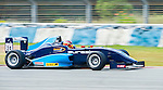 Aidan Read of Australia and of Eurasia Motorsport drives during Formula Masters China Series as part of the 2015 Pan Delta Super Racing Festival at Zhuhai International Circuit on September 18, 2015 in Zhuhai, China.  Photo by Moses Ng/ Power Sport Images