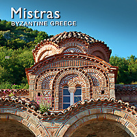 Mystras Byzantine Ruins Pictures, Images & Photos