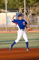 DJ LeMahieu - AZL Cubs - 2009 Arizona League.Photo by:  Bill Mitchell/Four Seam Images..
