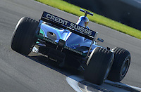 Kimi Raikkonen (#17 Sauber)