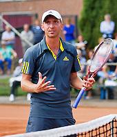 2013-08-17, Netherlands, Raalte,  TV Ramele, Tennis, NRTK 2013, National Ranking Tennis Champ,  Matwe Middelkoop<br /> <br /> Photo: Henk Koster